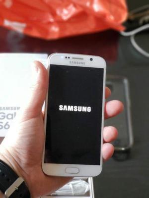 Samsung galaxy s6 128gb y gear vr combo