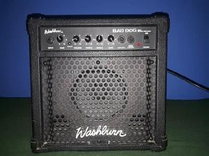 Amplificador guitarra eléctrica washburn bad dog