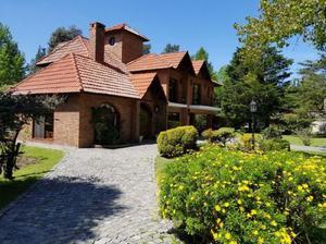 Casa country la tradición 400 m2. y 2000 m2 parque -novoa