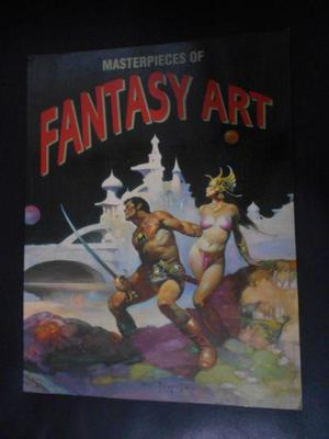 Libro masterpieces of fantasy art a 300 pesos