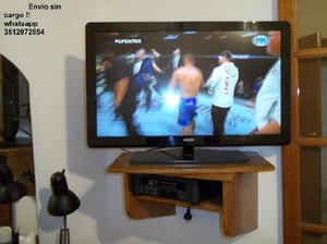 Mesa de tv colgante !! flete sin cargo !! ♥