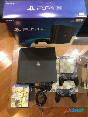 Sony playstation 4 pro 1tb brand new original
