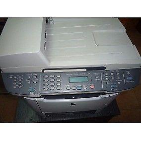 Fotocopiaadora impresora laser hp conexion a pc ok