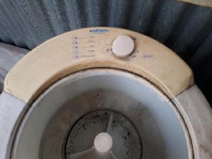 Lavarropas semi automatico