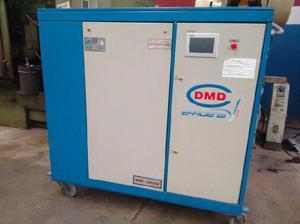 Compresor a tornillo variable dmd de 30hp maquinarias maju