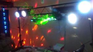 Dj para fiestas y eventos, alquiler de sonido y luces para