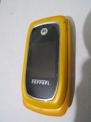 Motorola nextel i897 ferrari amarillo,made in usa ! nuevo