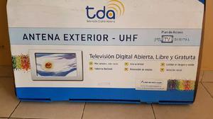 Seco tda full hd hdmi/usb antena coradir - sin uso