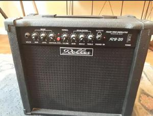Amplificador guitarra roller 20w boost