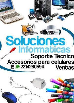Desde 2007 ofreciendo soluciones informáticas.