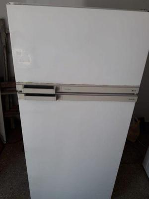 Heladera philips con freezer