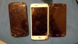 Para repuestos celulares