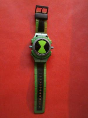 Relógio digital OMNITRIX Ben 10 (Único)