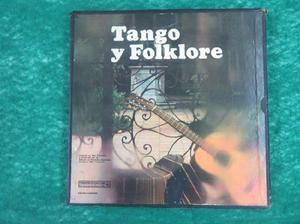 Colección riders digest 10 vinilo tango y folclore