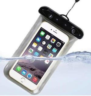 7077430b55e Funda impermeable sumergible para celular o documentos -