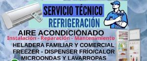 Servicio técnico garantizado!