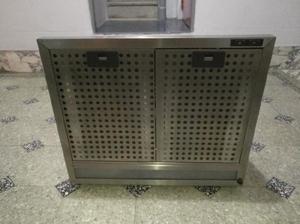 Extractor de aire ecoclima y campana de cocina de acero