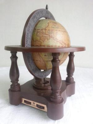 Antigua radio repman globo terráqueo