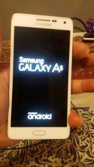 Samsung galaxy a5 impecable $6000