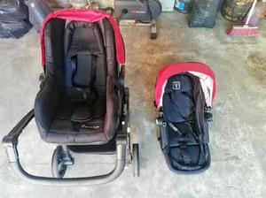 Cochecito de bebé travel system 3 en 1