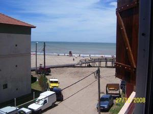 Ambiente vista mar,20mts.playa,2 cuadras centro