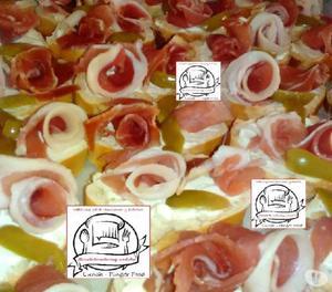Finger food sin vajilla ni cubiertos!!!