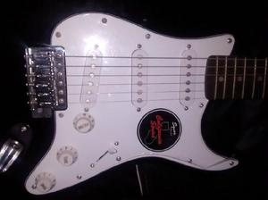 Guitarra fender, california