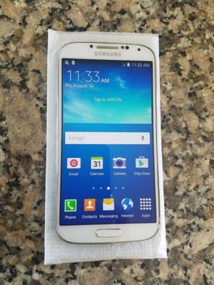 Samsung galaxy s4 4g 16gb importado de usa y desbloqueado.