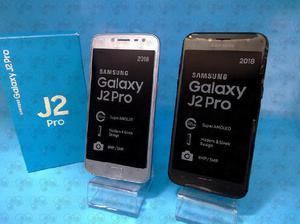 Smartphone samsung galaxy j2 pro (2018) originales, nuevos,