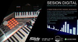 Curso: producción musical digital