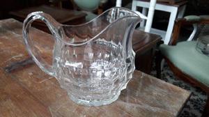 Jarra cristal art deco #1811