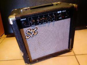 Amplificador para bajo 15w sx