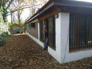 Casa quinta barrio el pinar cortínez partido de luján