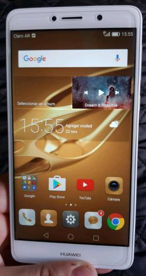 Huawei mate 9 lite libre 32gb con huella.
