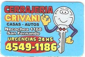 Cerrajeria en san isidro (*(4549-1186)*) cerrajero 24 hs