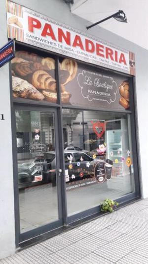 Fondo de comercio panadería boutique