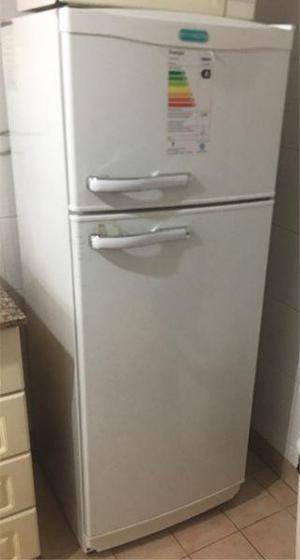 Heladera entropy con freezer