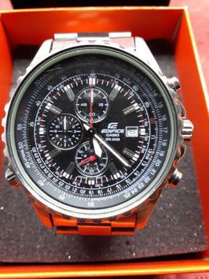 207d2da12e5d Reloj casio edifice ef 527 cronografo piloto en Argentina   REBAJAS ...