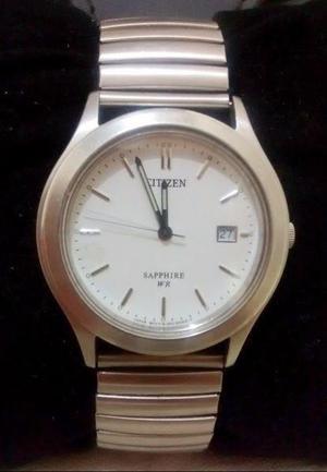 Reloj pulsera citizen sapphire