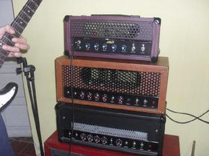 Armado y reparaciones de amplificadores valvulares de