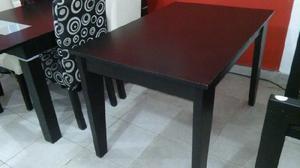 Art.nuevo.mesa fija,en color negro