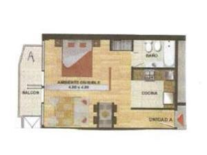 Jufré 100 villa crespo 1 amb amplio c/balcon u$118.000 apto