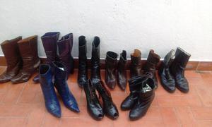 Lote calzado, camperas, carteras, accesorios...