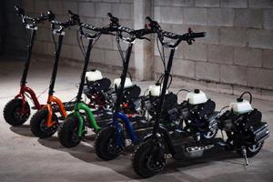 Monopatin gaf motos 49 cc nuevo garantia