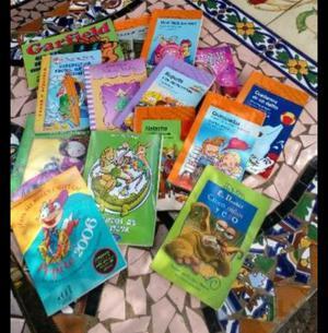 Novelas juveniles y para niños