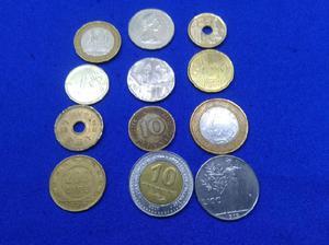 Lote monedas interesantes
