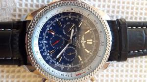 5ca5460f97ac Reloj breitling para bentley nuevo automatico 2 fechadores en ...