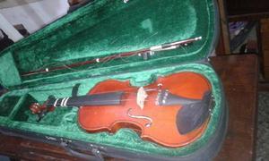 Violin de estudio 4/4 ideal principiantes con estuche