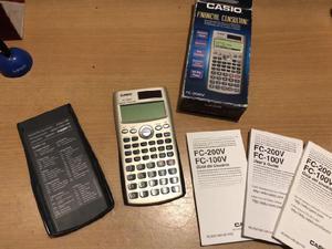 0d76f8c0ede9 Calculadora financiera casio fc-200v en Argentina   CHOLLOS Junio ...