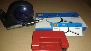 Vendo porta cinta felpa marka data perforadora 2 lupas